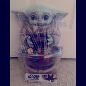 Star Wars Mandalorian The Child Candy Bowl/Holder